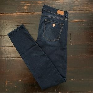 Guess Los Angeles Brittney Skinny Jeans Size 26